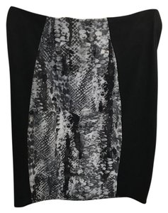Mossimo Supply Co. Skirt Black & White