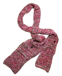 Chanel Chanel Long Chunky Knit Scarf with Pockets