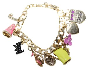 Juicy Couture RARE limited edition charm bracelet