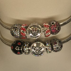 PANDORA Pandora Disney Mickey Minnie Icons Charm