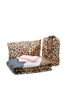 Victoria's Secret Pink Bed In A Bag Comforter Set