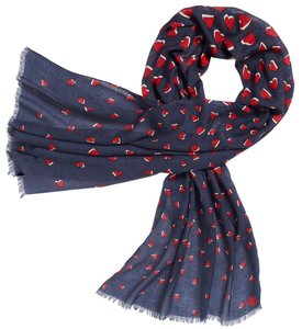 Tory Burch NWOT TORY BURCH VALENTINES DAY SCARF