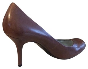 BCBG Paris Chocolate Pumps