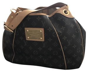 Louis Vuitton Lv Galliera Pm Canvas Shoulder Bag