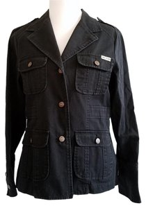 Max Studio Navy Blue Jacket
