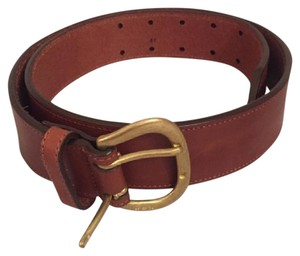 Ralph Lauren Ralph Lauren Brown Leather Belt