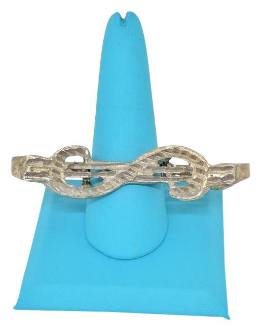 Sterling Silver Three Finger Ring Sterling Silver Three Finger Ring Image 1