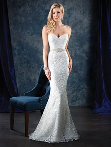 Alfred Angelo 966 Wedding Dress