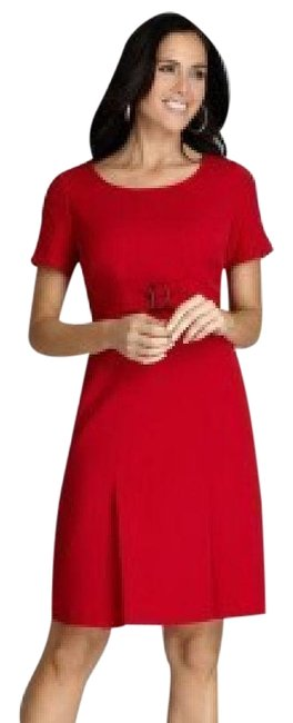 Preload https://img-static.tradesy.com/item/20554682/alex-marie-red-sleeve-a-line-short-workoffice-dress-size-6-s-0-3-650-650.jpg