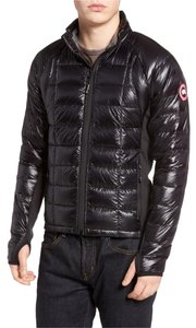 Canada Goose 800-fill Down Thumbholes Men's Black Noir Jacket