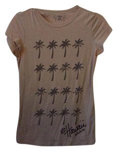 Billabong T Shirt Tan