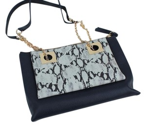 See by Chloé Hailey Midnight Navy Shoulder Bag
