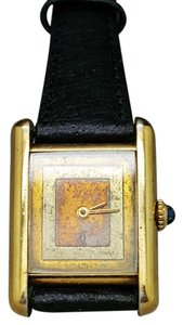 Cartier Cartier (Must De Cartier) Swiss 925 Paris women's wristwatch quartz