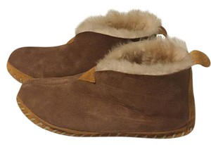 L.L.Bean Tan Mules