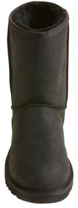 UGG Australia Ugg Classic Short Leather 1005093 Black Boots