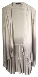 Henry Beguelin Wrap Silver Detail Cardigan
