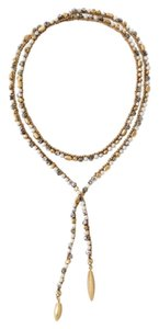 Stella & Dot NEW! Zoe Lariat Necklace - Gold