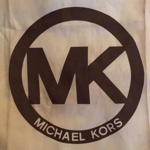 Michael Kors Satchel in Brown/Gold