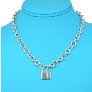 Tiffany & Co. Tiffany & Co. 1837 Collection Lock Necklace