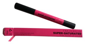 Urban Decay Urban Decay Super Saturated High Gloss Lip Color in CRUSH