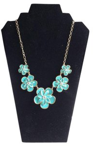 Kate Spade Kate Spade New York Graceful Floral Graduated Necklace