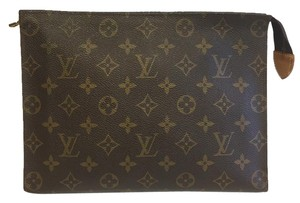Louis Vuitton Monogram Toiletry Pouch Clutch