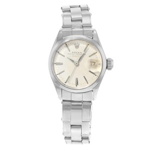 Rolex Rolex Date 6516 Stainless Steel Automatic Vintage Ladies Watch (14926)