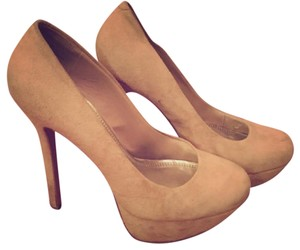 Bakers Beige Platforms