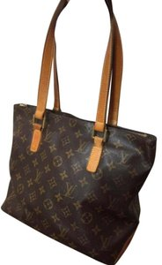 Louis Vuitton piano cabas Shoulder Bag