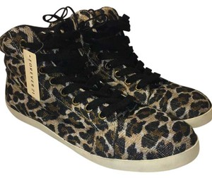 Forever 21 Tan/brown/black leopard print Athletic