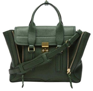3.1 Phillip Lim Satchel in Jade