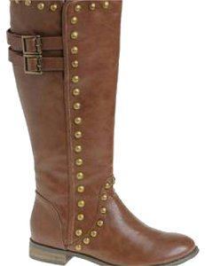 PASSIONS FOOTWEAR BROWN Boots
