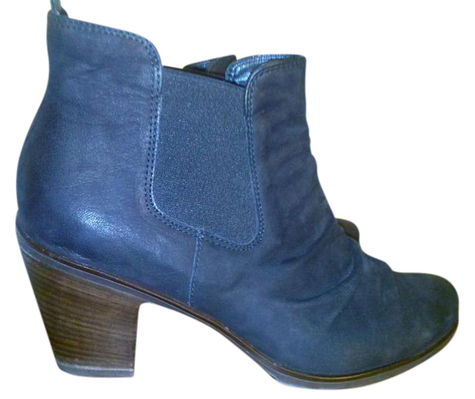 paul green black ankle boots booties size us 9 regular m b tradesy. Black Bedroom Furniture Sets. Home Design Ideas