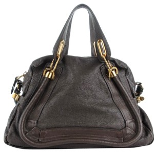 Chloé Satchel in rock