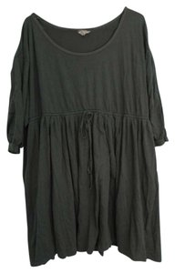 Old Navy Plus-size T Shirt Gray