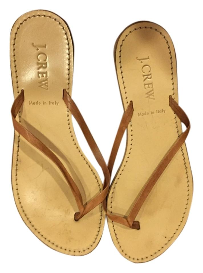 42f56ed87423 J.Crew Brown Capri Sandals Size US 8 Regular (M
