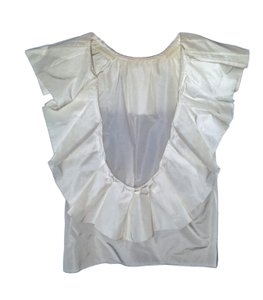 Lanvin Top White