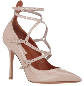Valentino Love Latch beige Pumps