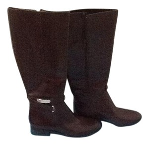 Antonio Melani Chocolate Brow leather Boots