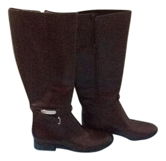 Preload https://img-static.tradesy.com/item/20556324/antonio-melani-chocolate-brow-leather-bootsbooties-size-us-9-regular-m-b-0-1-540-540.jpg