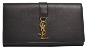 Saint Laurent Continental Monogram Wallet