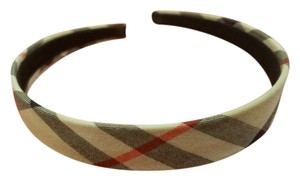 Burberry Burberry Nova Check Headband