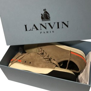 Lanvin Greige Athletic