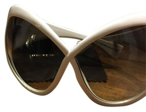Tom Ford Daphne Oversized Sunglasses
