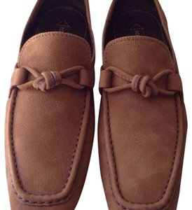 Louis Vuitton CAMEL BROWN Flats