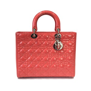 Dior Tote in Pink