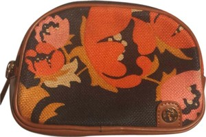 Spartina 449 leather linen floral