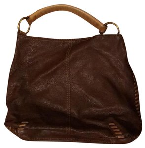 Lucky Brand Satchel in brown