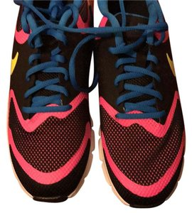 Nike multi colored Athletic