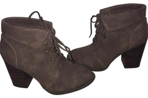 Forever 21 Deep Grey Boots